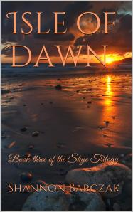 Isle of Dawn book cover